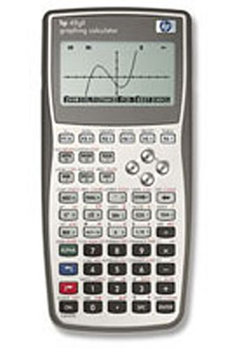 9. HP 48GII is the next calculator on the list