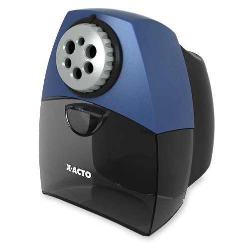 7. X-ACTO TeacherPro classroom electric sharpener.