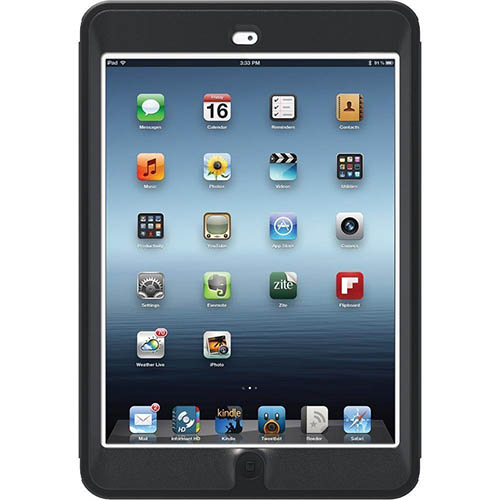 6. OtterBox Defender Series Case for iPad mini