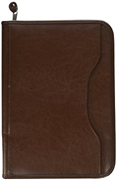9. Gemline Deluxe Executive Vintage Brown Leather