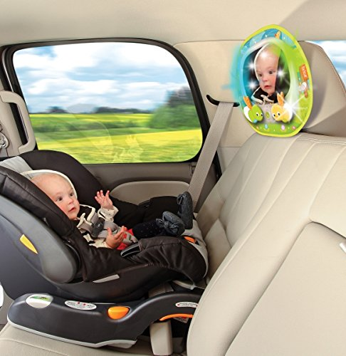 6. BRICA Baby In-Sight Magical Firefly Auto Mirror for in Car Safety