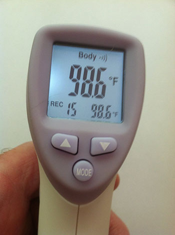 6. Instant Read Digital Medical Thermometer