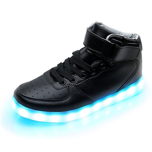 4. Light up LED Shoes Fashion Sneakers