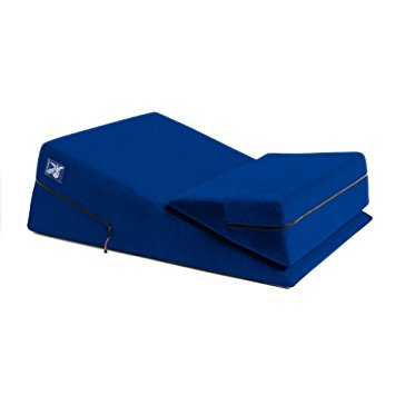 10. Adventure Gear Wedge/Ramp Combo, Blue