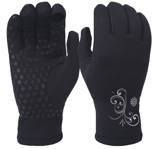 5. Power Stretch Running Gloves