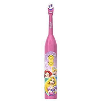 2. Oral-B Pro-Health Stages Disney Princess Power Kid's Electric Toothbrush