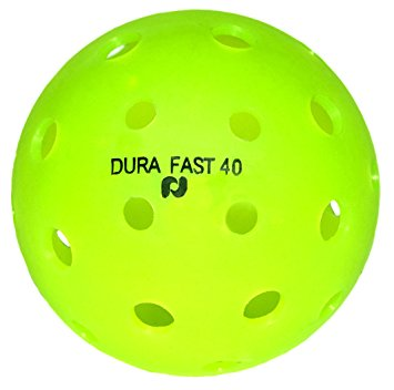 4. Dura outdoor pickleball balls by pickle-ball Inc.