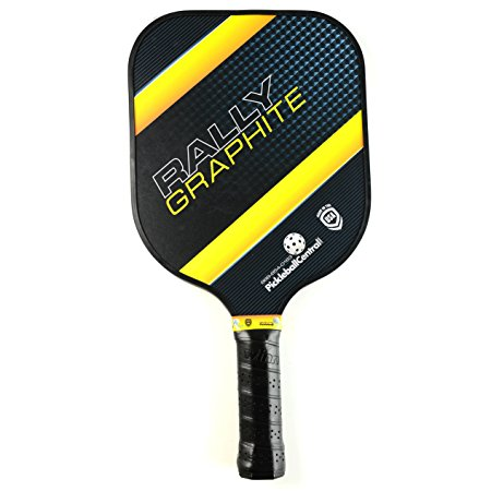 3. Rally graphite pickleball paddle