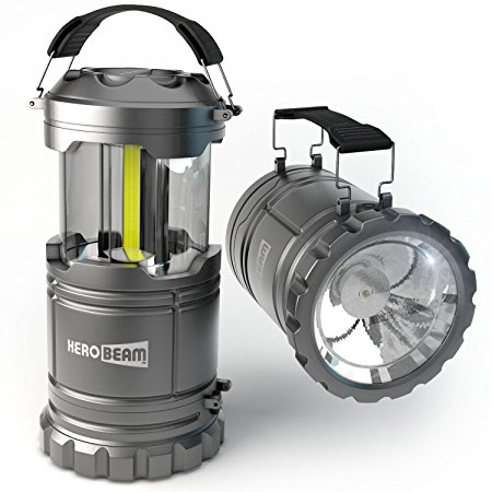 8. HeroBeam LED Lantern V2.0 with Flashlight