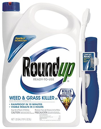 2. Roundup 5200210 weed and grass killer.