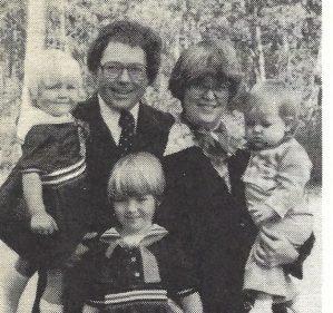 The Siggelkow's(Doug, Donna, Denna, Daycee, & Dustin)