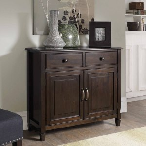 Dark Buffet Cabinet