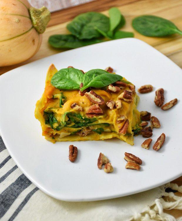 Paleo Autumn Lasagna