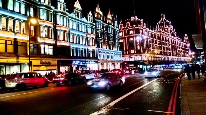 Hotéis em Londres - Knightsbridge
