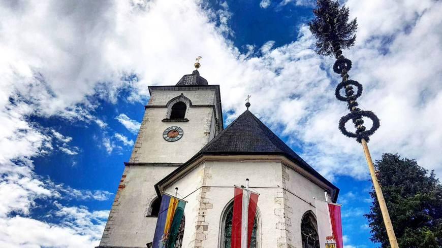 St. Wolfgang - igrejinha