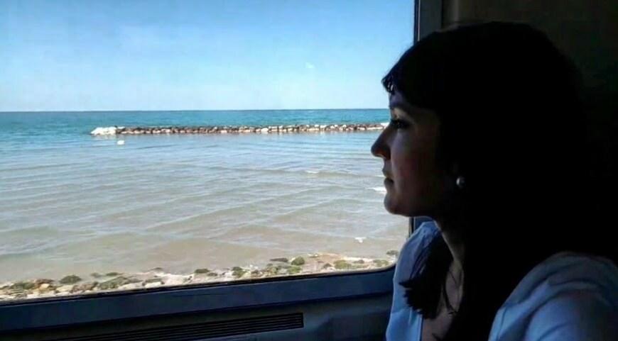 Viagens de Trem pela Europa - Ancona na Itália