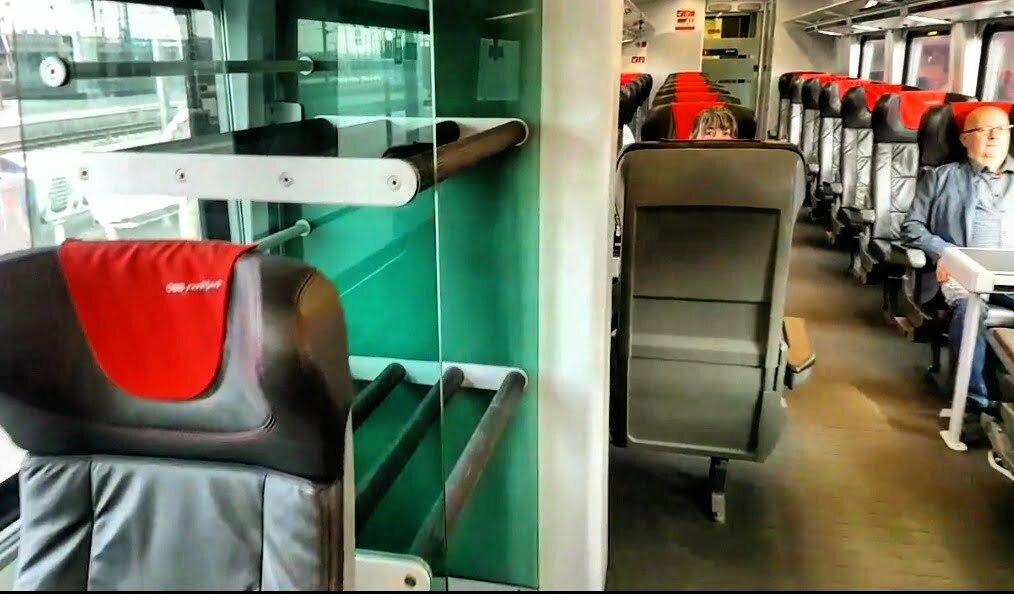 Viagens de Trem pela Europa - Bagagem