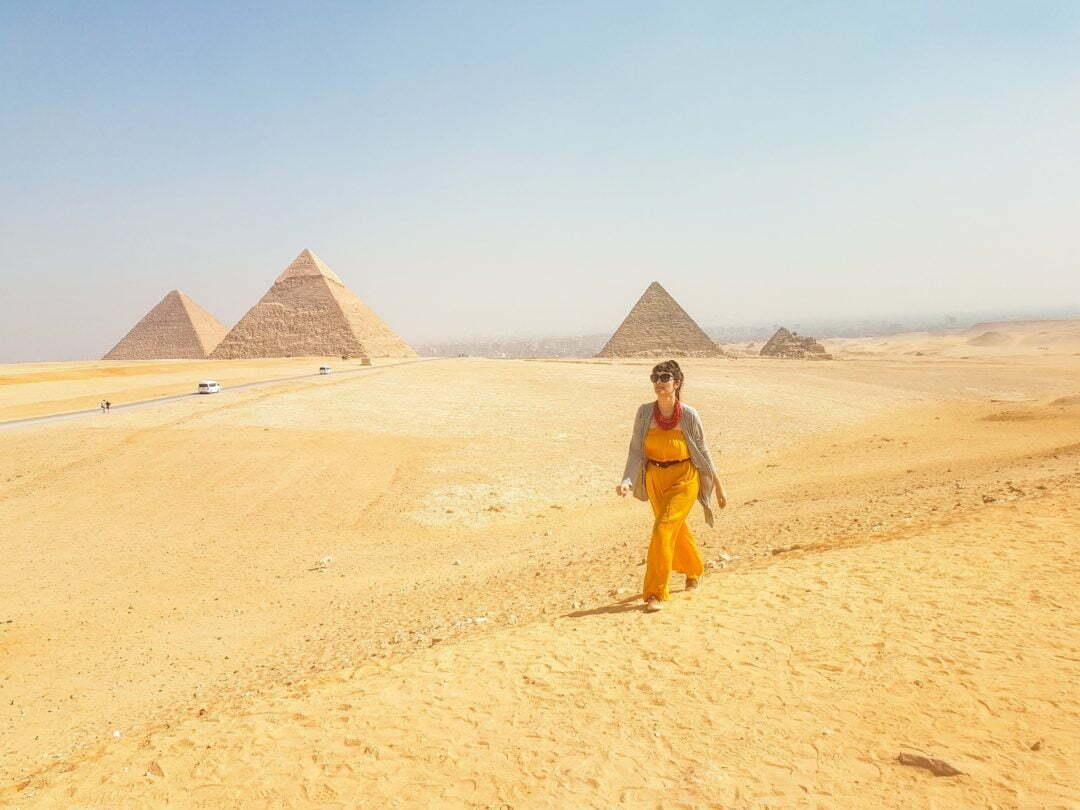Como se preparar para uma viagem ao Egito