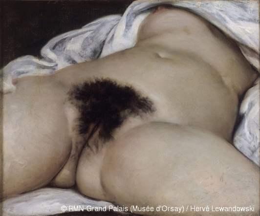 Courbert museu d'orsay