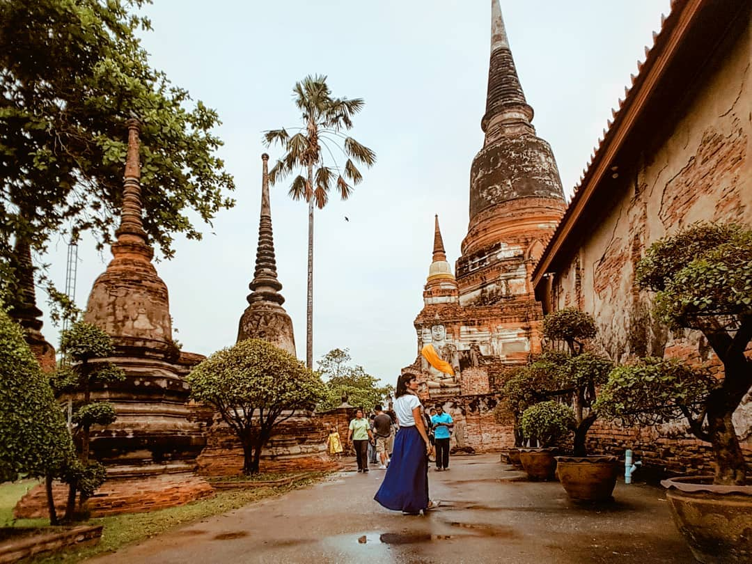 O melhor de Bangkok - Ayutthaya