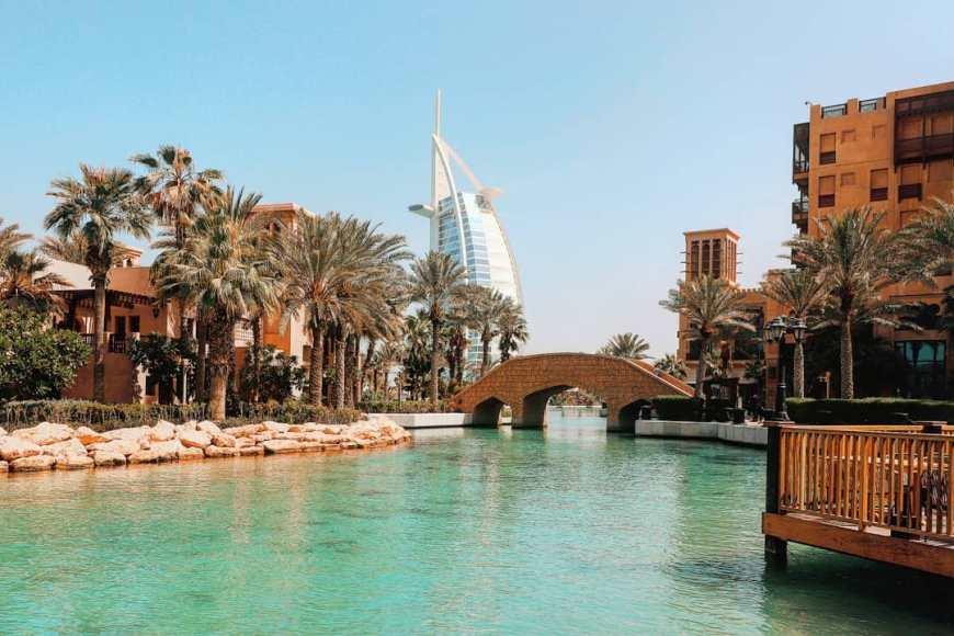 Abu Dhabi - Madinat Jumeirah