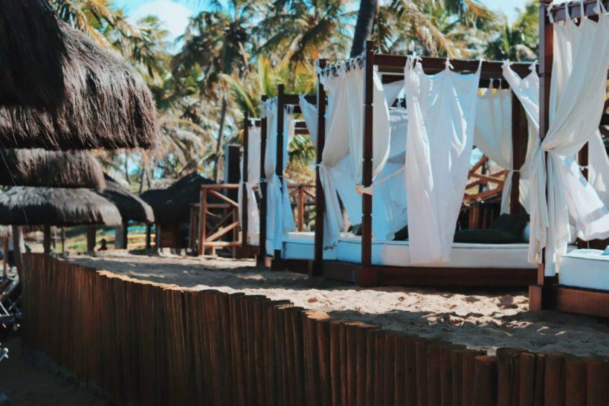 Resorts All Inclusive - Estrutura de Praia do Grand Palladium