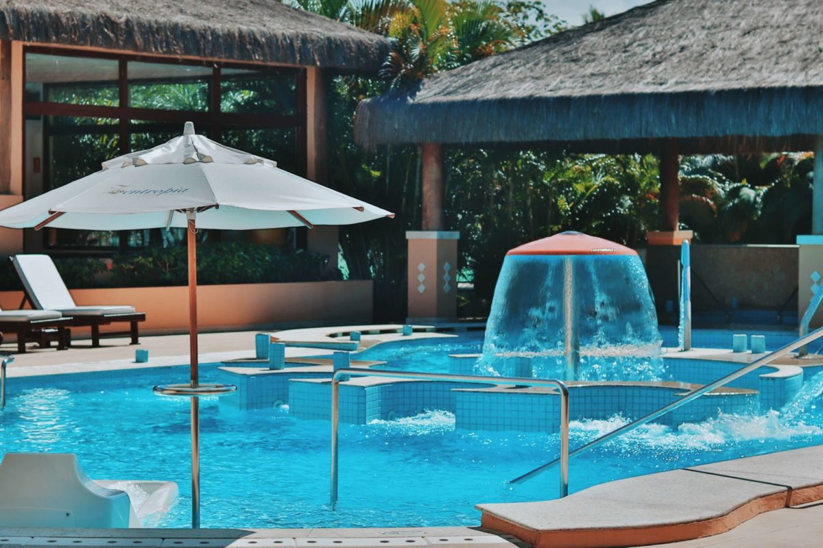 Resorts All Inclusive - Piscina do Spa
