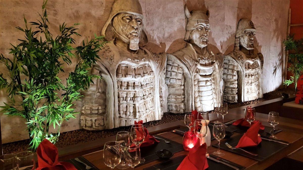 Resorts All Inclusive - Grand Palladium Decoração