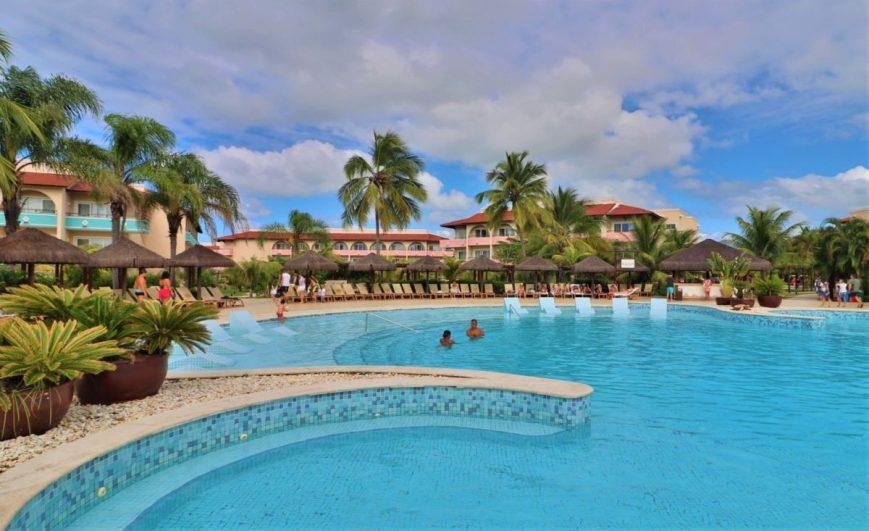 Resorts All Inclsuive - Área tranquila da piscina