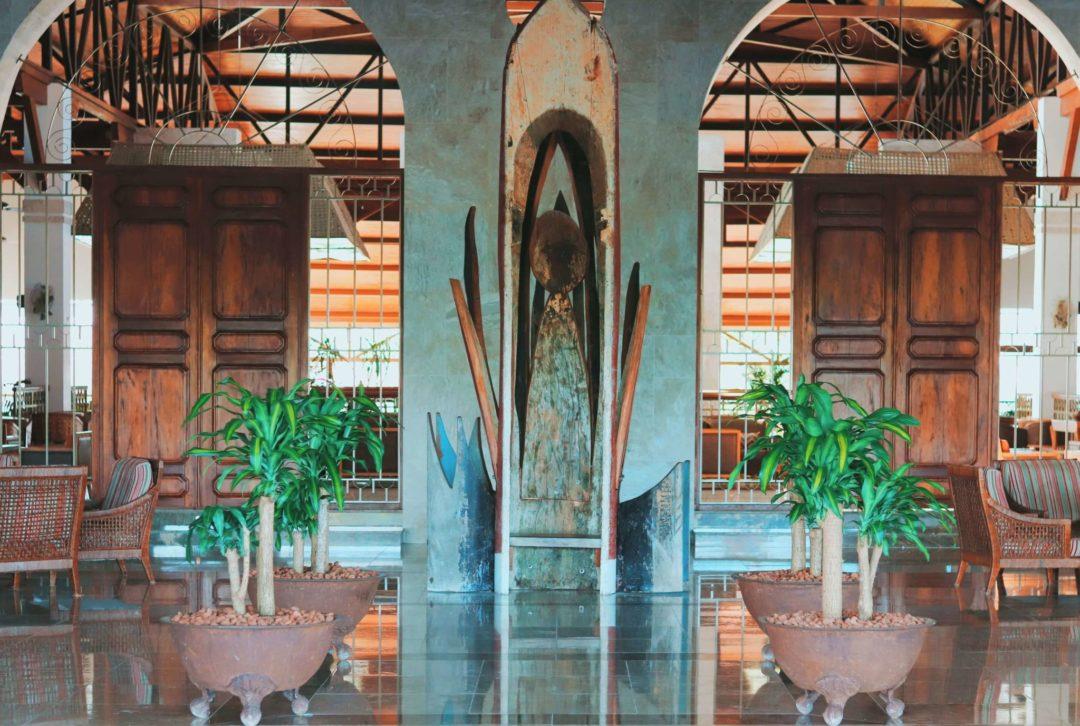Resorts All Inclusive - Entrada do Grand Palladium
