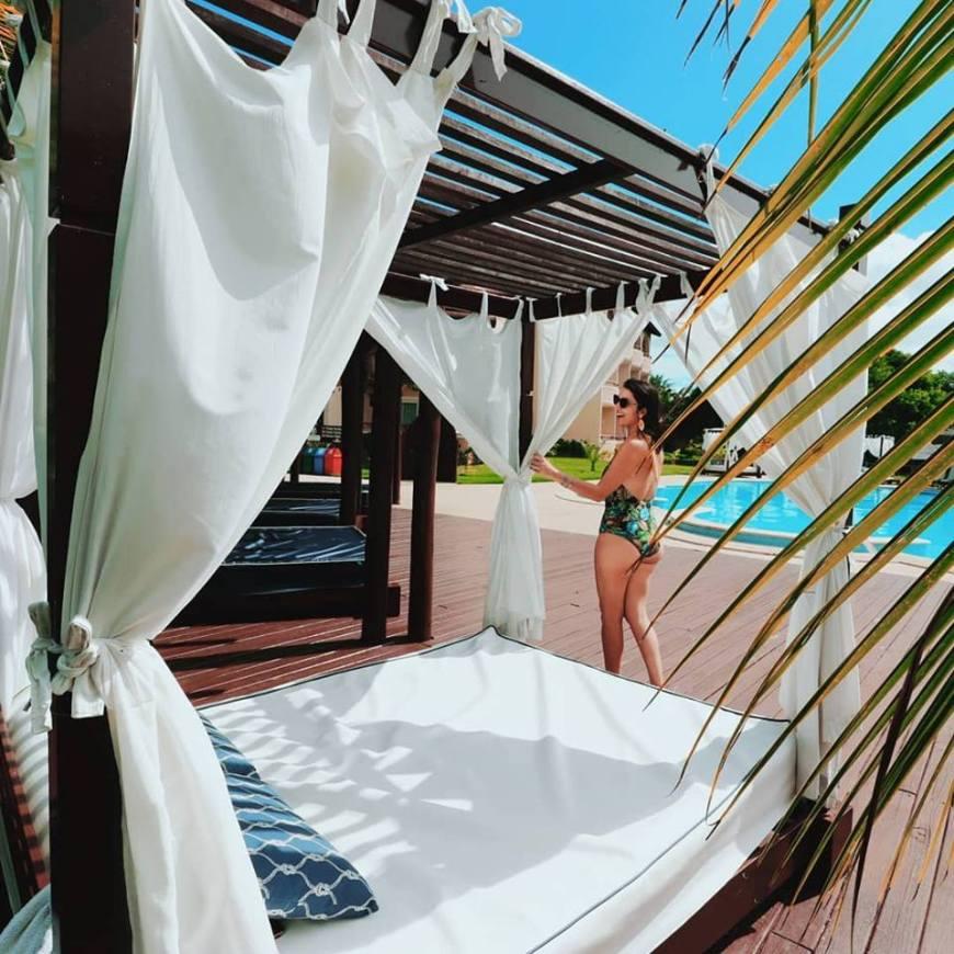 Resorts All Inclusive - Área da Piscina