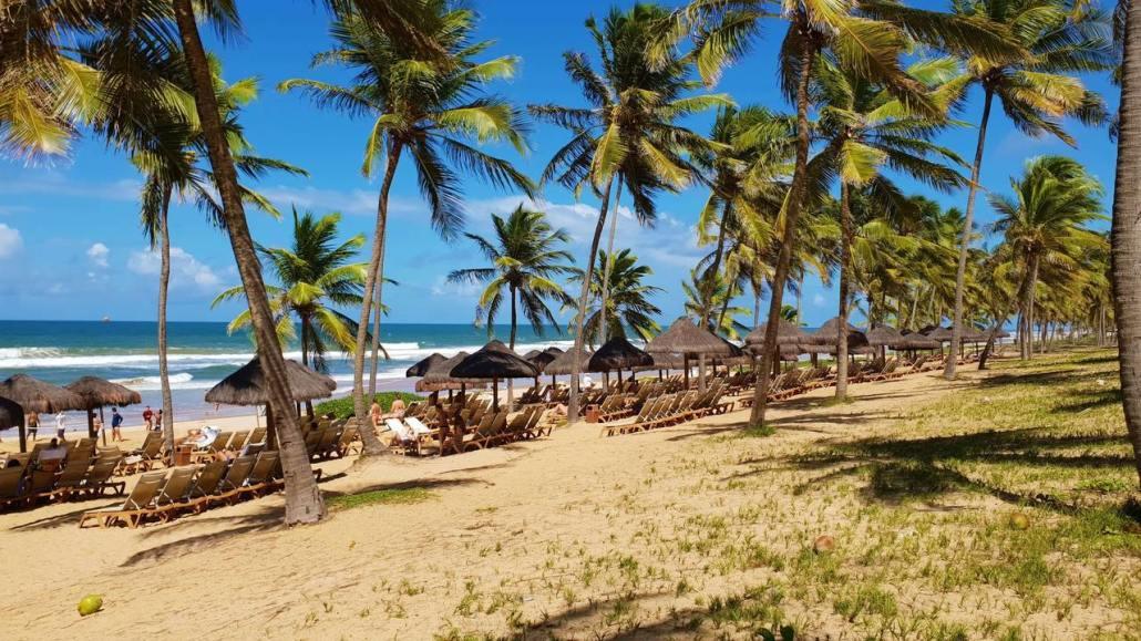 O que fazer em Salvador - Imabassaí Praia