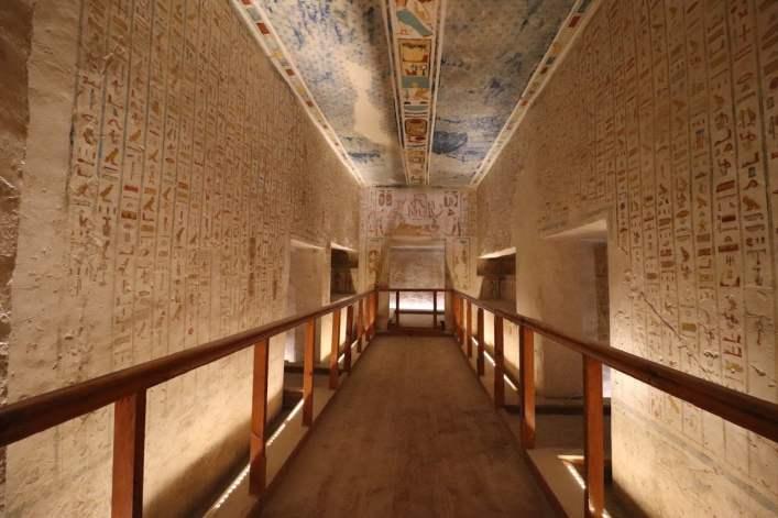 Mitologia Egípcia - Vale dos Reis