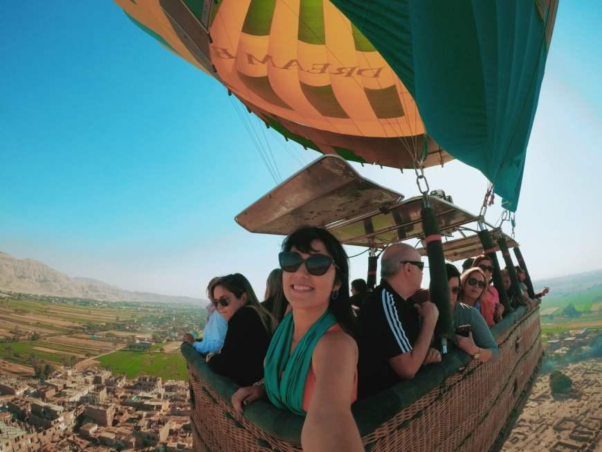 Viagem para Mulheres - Balão
