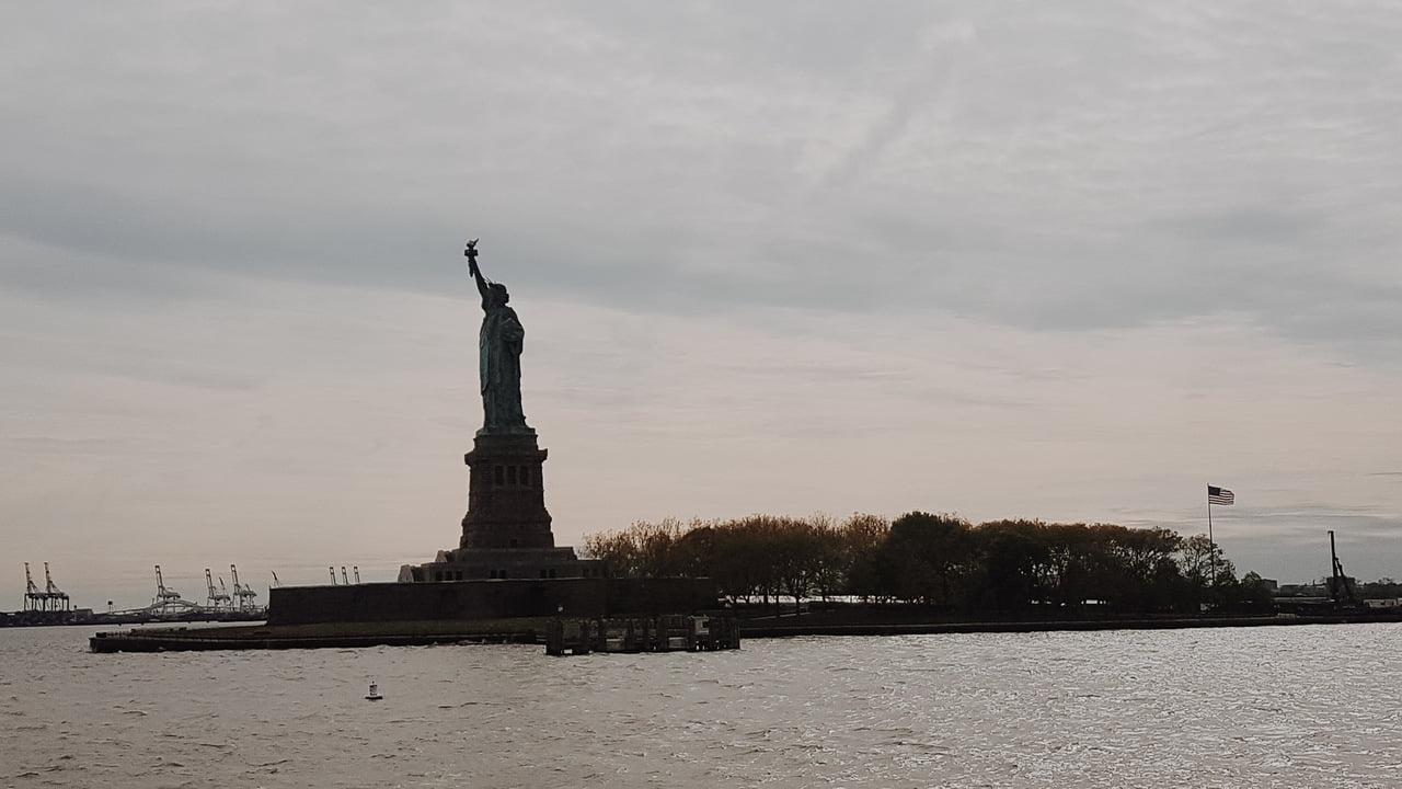 Lugares para visitar em Nova York - Estátua da Liberdade