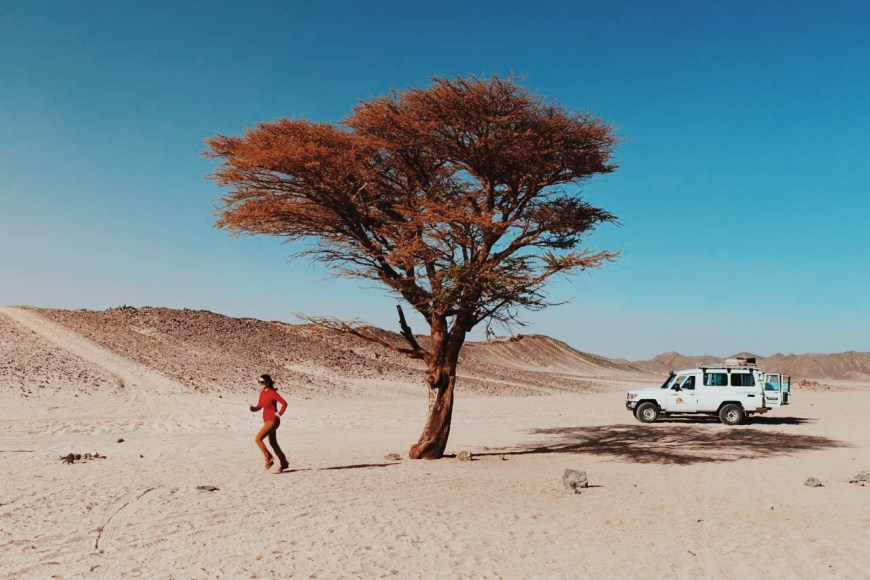 Pontos turísticos do Egito - Safari no Sahara em Hurghada
