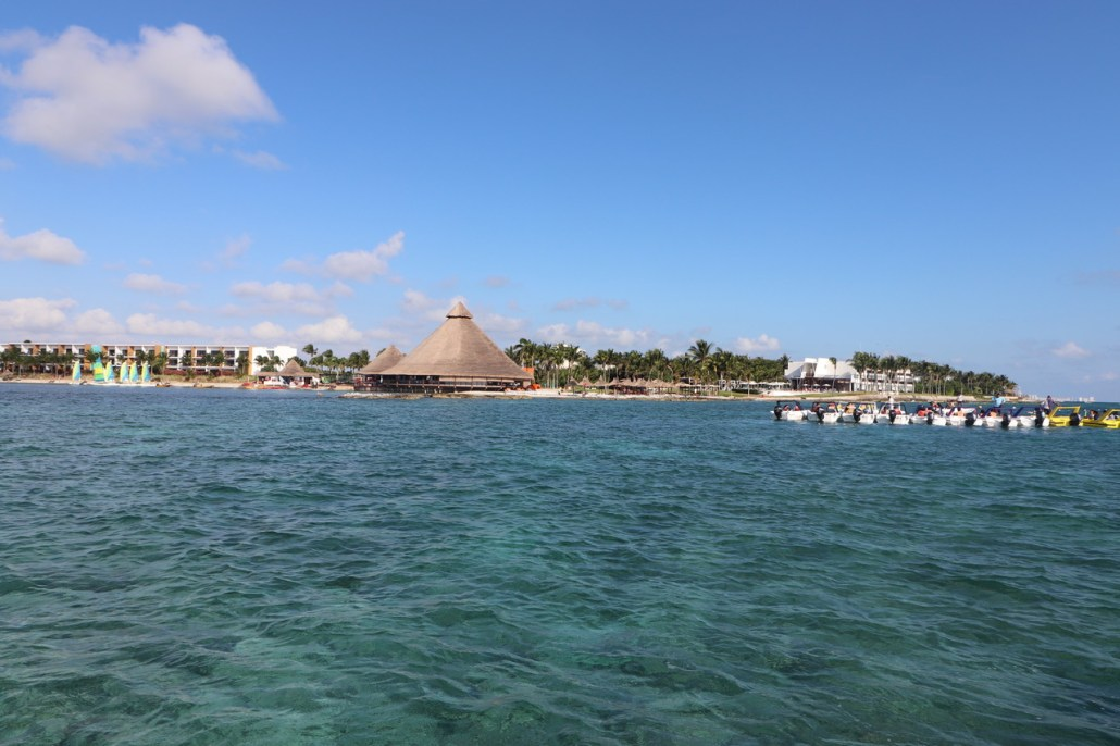 Dicas de Cancún lago