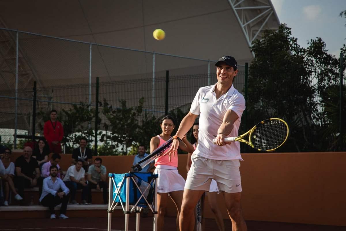 Palladium inaugura o primeiro Rafa Nadal Tennis Centre em Cancún