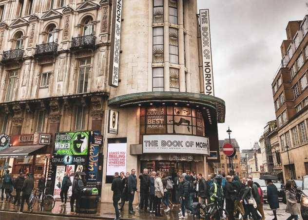 Teatro em Londres