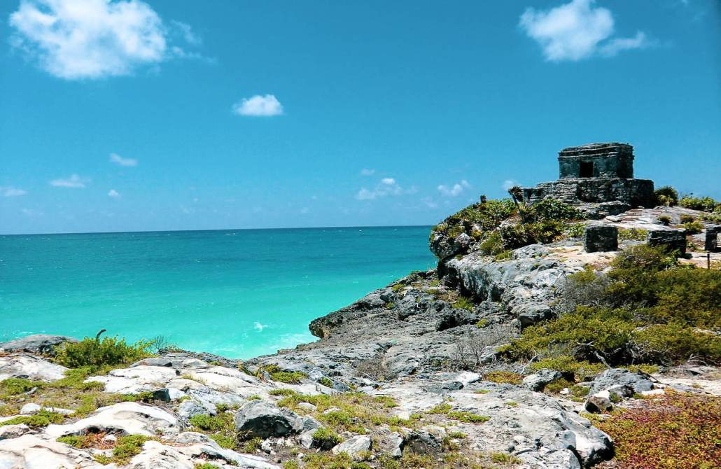 Tulum no Mexico
