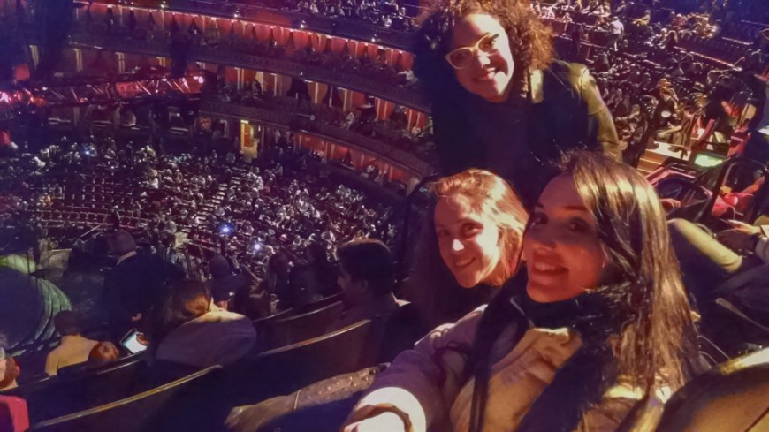 royal ALbert Hall em Kensington