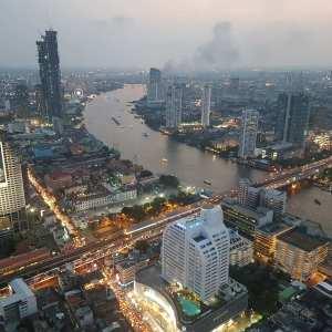 grupo de viagem para a tailandia