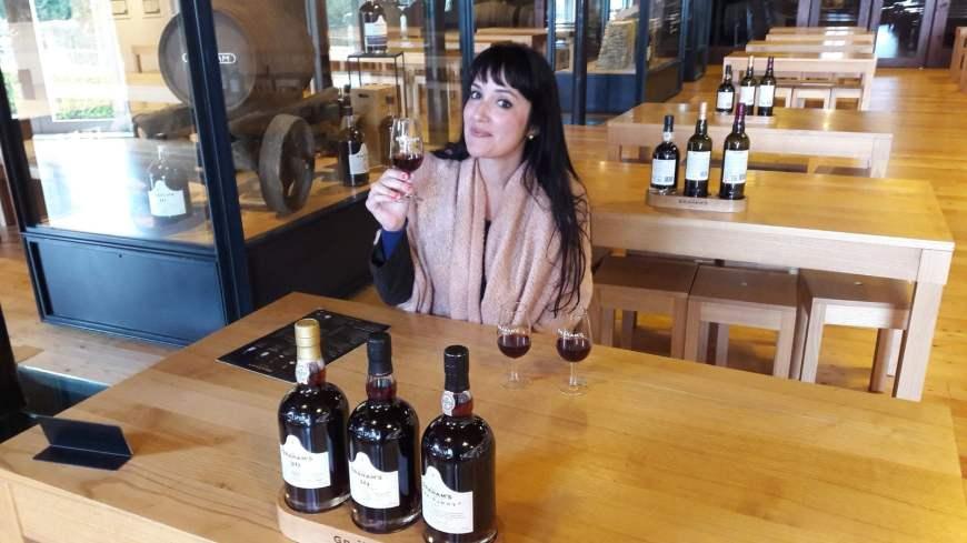 rota do vinho do douro e do porto