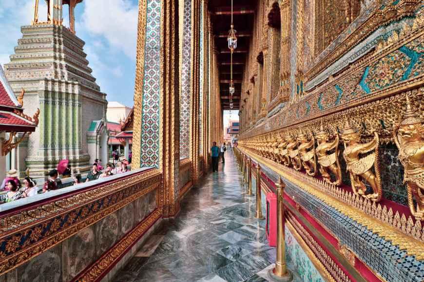 viagem para a tailandia templos
