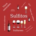 ¿Qué son los sulfitos en el vino? Vinos sin sulfitos