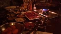 Sequencia de fondue