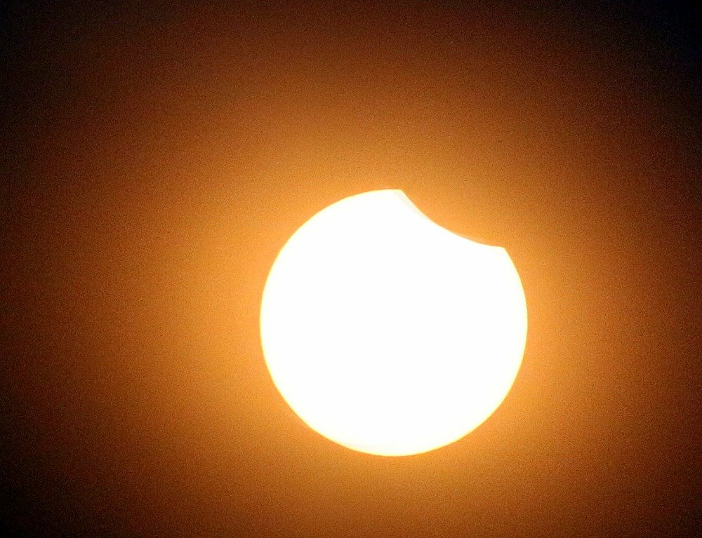 Total Eclipse of the Sun1