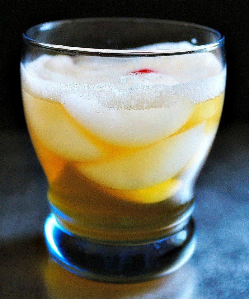 Florida Georgia Line + Old Camp Whiskey = Pecan Peach Tea Sour5