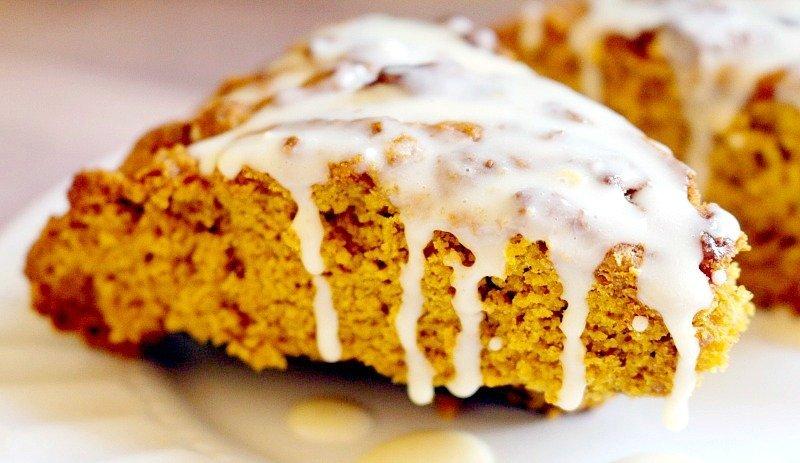 Pumpkin Spice Latte Scones5