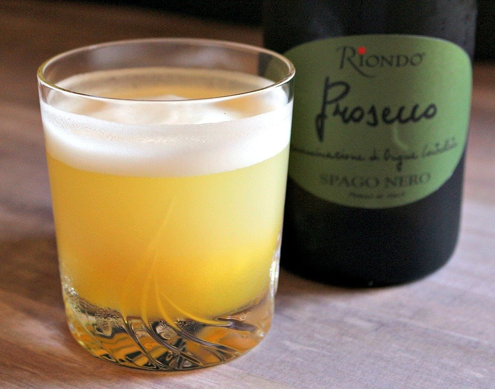 Passion Fruit Pineapple Prosecco Sour2